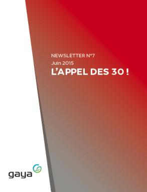 Parution Newsletter_Appel des 30_0615